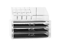 Luxe make-up organizer